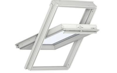 Polüuretaankattega ülalt avatav 3-kordse klaaspaketiga VELUX katuseaken