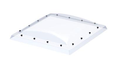 Klassikaline akrüülkuppel lamekatuseakende CFP, CVP jaoks